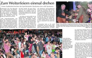 Der Neue Tag Hauptbericht Starkbierfest 07.03.2015